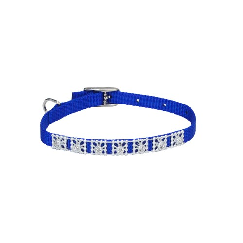 Li'l Pals® Jeweled Nylon Dog Collar Product image