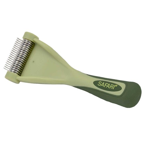 Safari® Shed Magic® De-Shedding Tool for Cats with Medium to Long Hair Product image