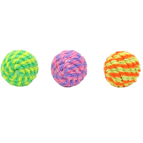 Turbo® Rattle Balls Bulk Cat Toy Bin Product image