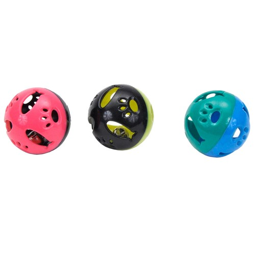 Turbo® Plastic Balls Bulk Cat Toy Bin Product image