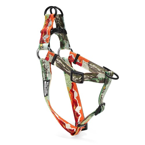 Wolfgang OldFrontier Adjustable Dog Harness Product image