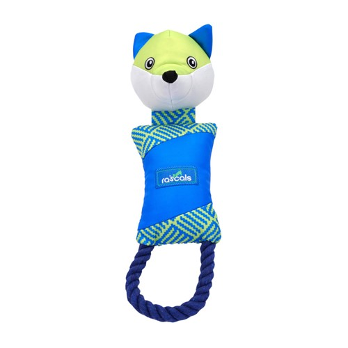 Rascals® Fetch Toy Fox with Rope Product image