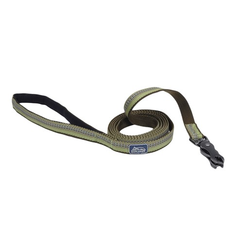K9 Explorer® Reflective Dog Leash with Scissor Snap Product image