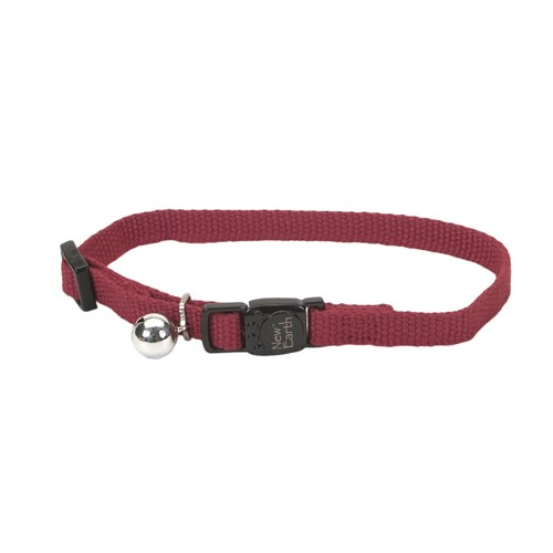 New Earth® Soy Adjustable Breakaway Cat Collar Product image