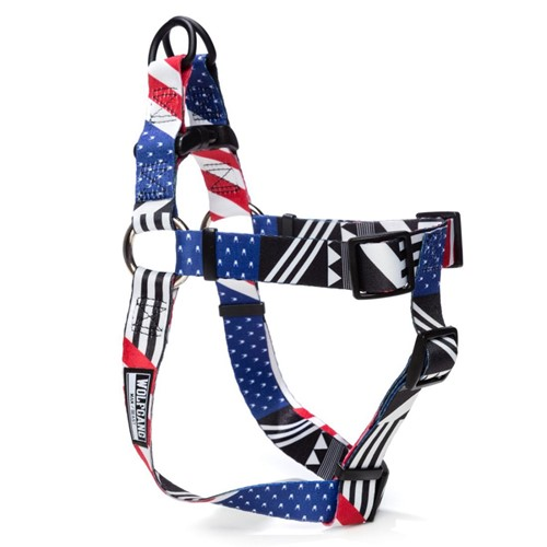 Wolfgang PledgeAllegiance Dog Harness Product image