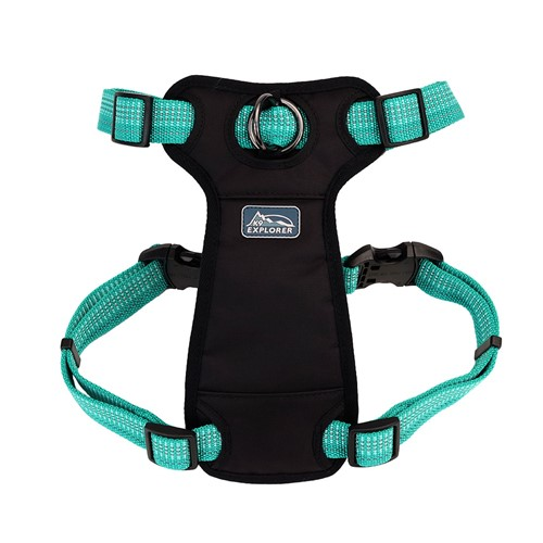 K9 Explorer ® Brights Reflective Front-Connect Harness Product image