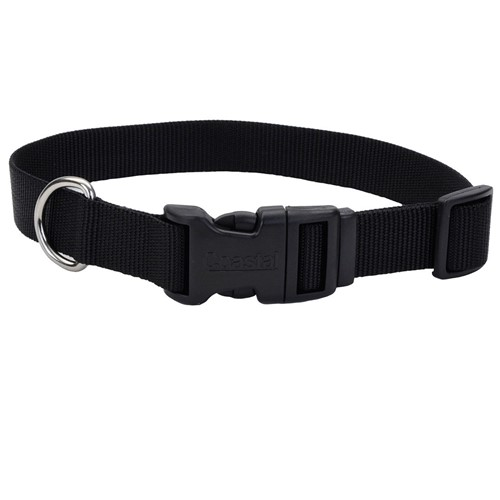 Coastal® Adjustable Dog Collar with Plastic Buckle Product image