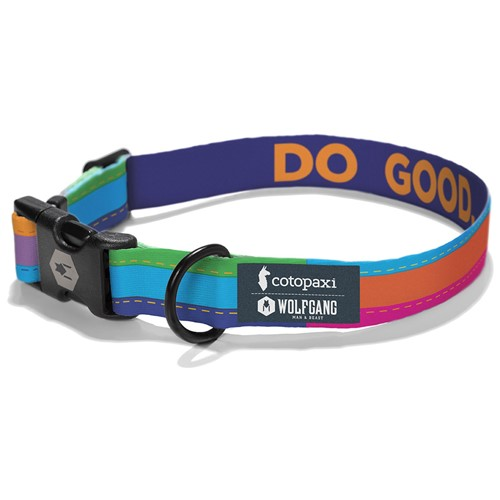Wolfgang GoodDog Wolfgang x Cotopaxi Adjustable Dog Collar Product image
