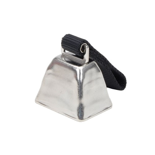 Remington® Nickel Cow Bell for Dogs Product image