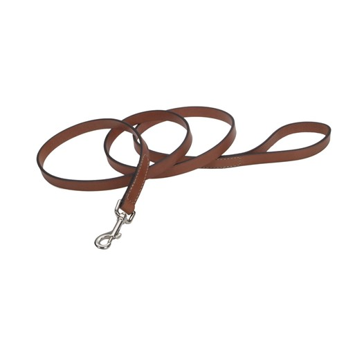 Circle T® Oak Tanned Leather Dog Leash Product image