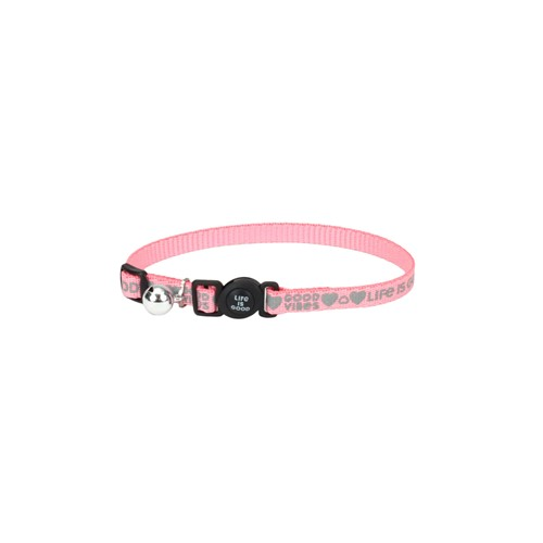 Life is Good® Reflective Adjustable Cat Collar Product image