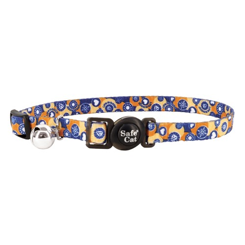 Safe Cat® Life is Good® Adjustable Breakaway Collar Product image