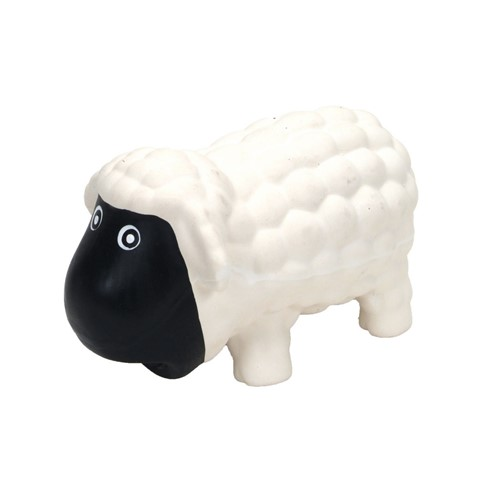 "Rascals® 6.5"" Latex Sheep Dog Toy Product image"