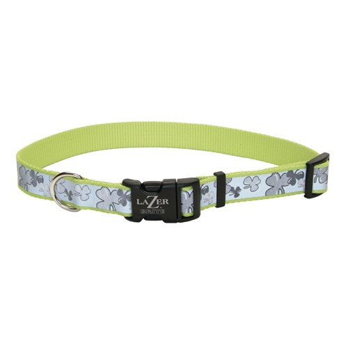 Lazer Brite® Reflective Adjustable Dog Collar Product image