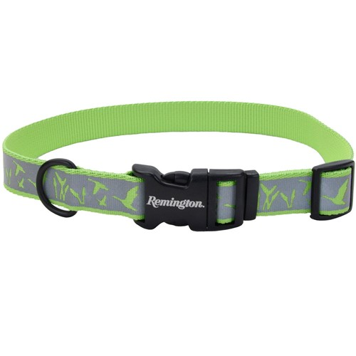 Remington® Adjustable Reflective Dog Collar Product image