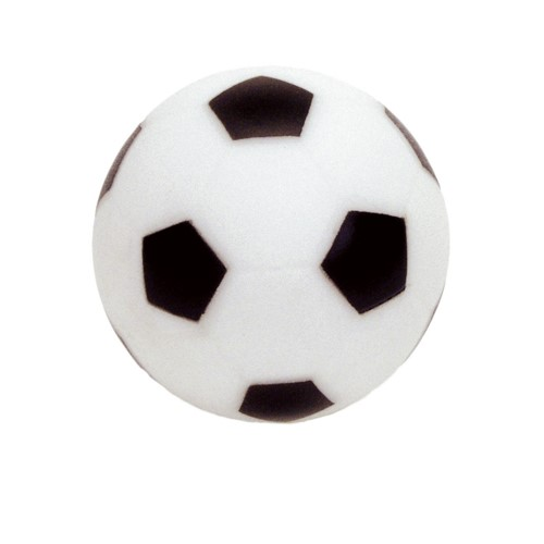 "Rascals® 3"" Vinyl Soccer Ball Dog Toy Product image"