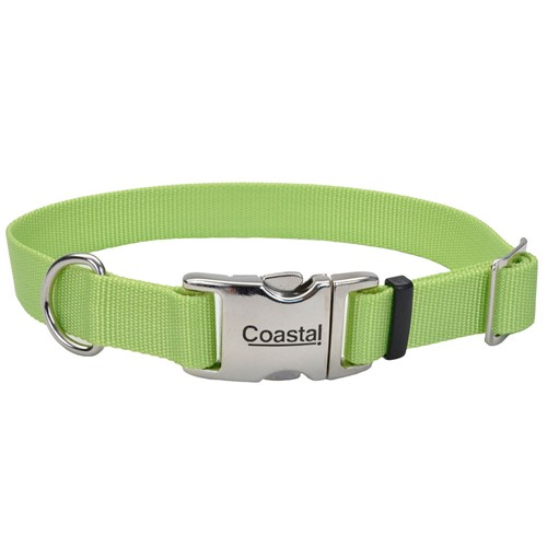 Coastal® Adjustable Dog Collar with Metal Buckle Product image