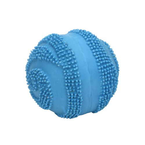 "Rascals® 2.5"" Latex Spiny Ball Dog Toy Product image"