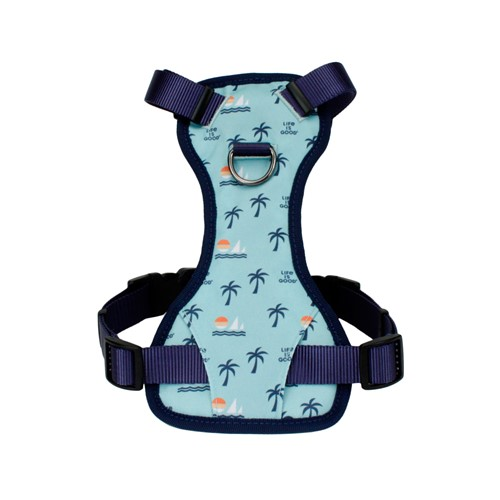 Life is Good® Canvas Overlay Dog Harness Product image