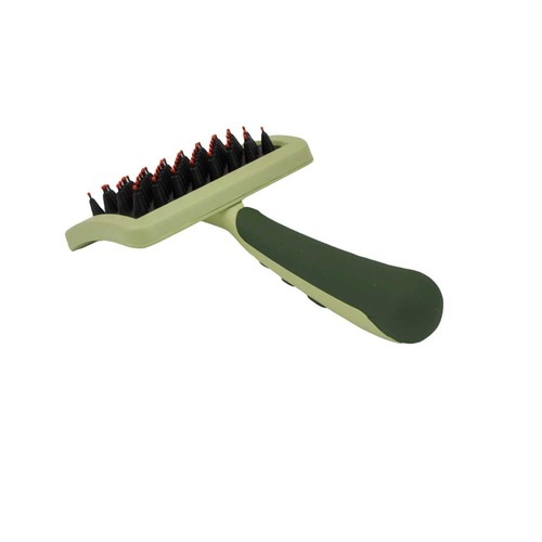 Safari® Nylon Coated Tip Dog Brush for Shorthaired Breeds Product image