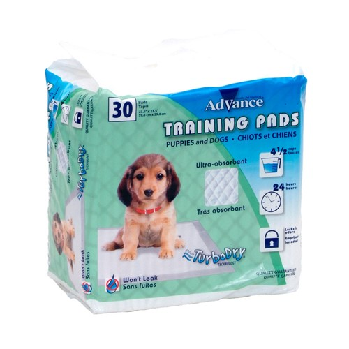Advance® Dog Training Pads with Turbo Dry® Technology Product image