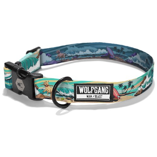 Wolfgang BeachBreak Adjustable Dog Collar Product image