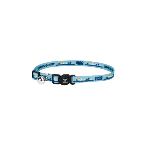 Life is Good® Adjustable Cat Collar Product image