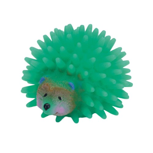 "Rascals® 3.5"" Vinyl Mini Hedgehog Dog Toy Product image"