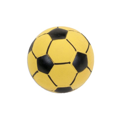 "Rascals® 3"" Latex Soccer Ball Dog Toy Product image"