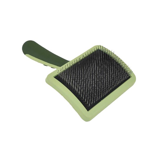 Safari® Curved Firm Slicker Dog Brush Product image