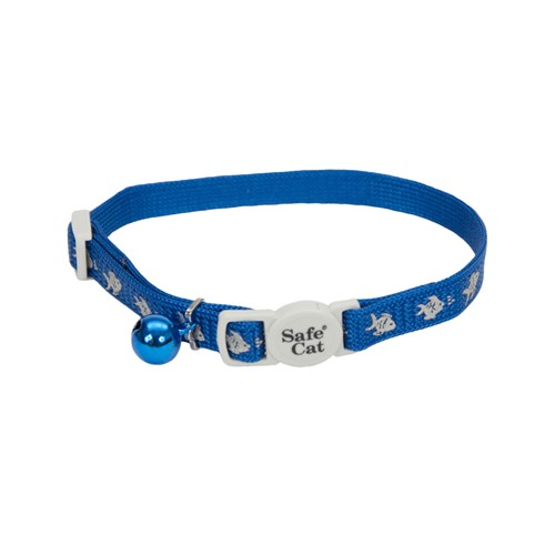 Safe Cat® Reflective Snag-Proof Adjustable Breakaway Collar Product image