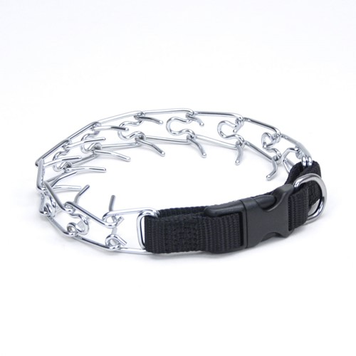 Titan® Easy-On Dog Prong Training Collar with Buckle Product image