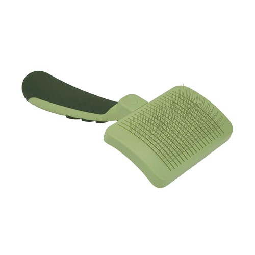 Safari® Cat Self-Cleaning Slicker Brush Product image