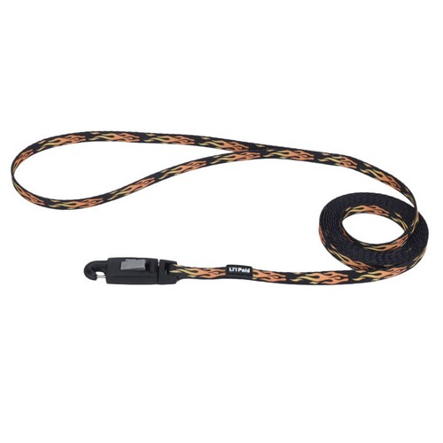 Li'l Pals® Patterned Dog Leash with E-Z Snap® Product image