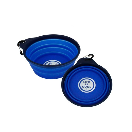 Life is Good® Pet Travel Bowl Product image