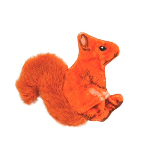 Turbo® Life-like Orange Squirrel Cat Toy Product image