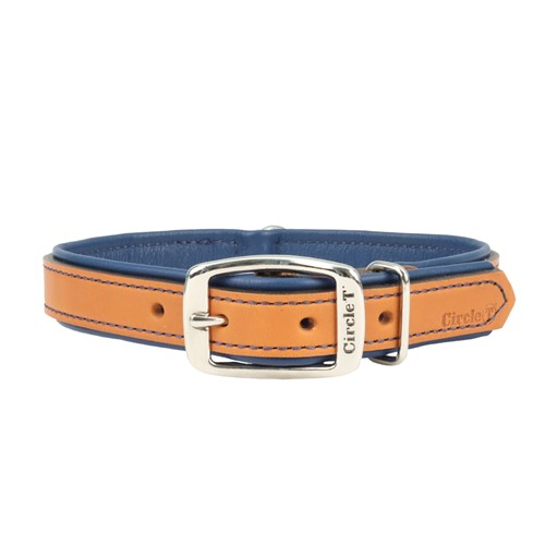 Circle T® Double-Ply Fashion Leather Collar Product image