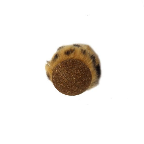Turbo® Compressed Catnip Ball Cat Toy Product image