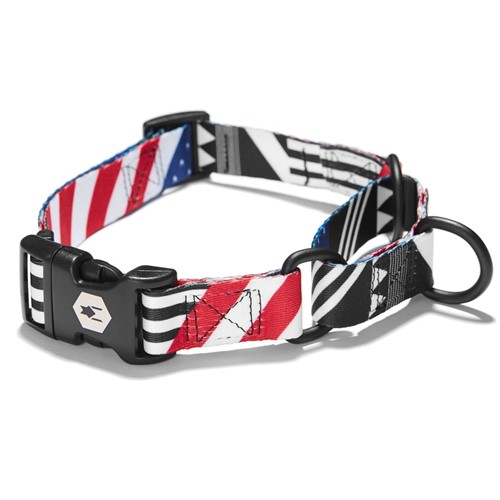 Wolfgang PledgeAllegiance Martingale Dog Collar Product image