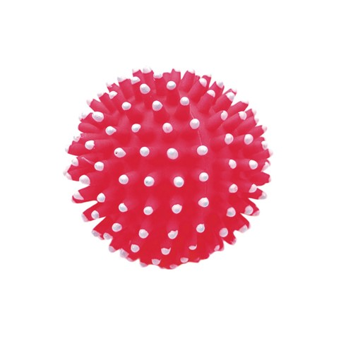 "Rascals® 3"" Vinyl Spiny Ball Dog Toy Product image"