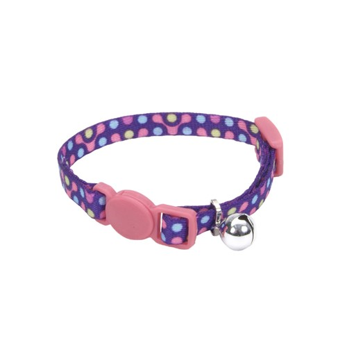 Li'l Pals® Adjustable Breakaway Kitten Collar Product image