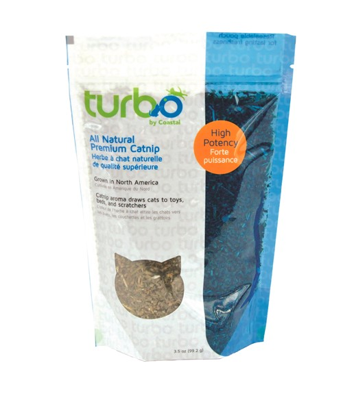 Turbo® Bulk Catnip Resealable Pouch Product image