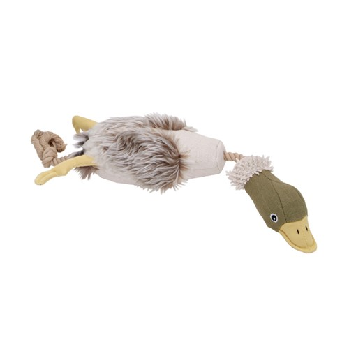 Remington® Tethered-Head Plush and Canvas Dog Toy Product image