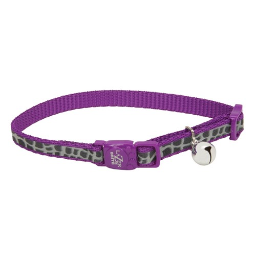 Lazer Brite® Reflective Adjustable Breakaway Cat Collar Product image