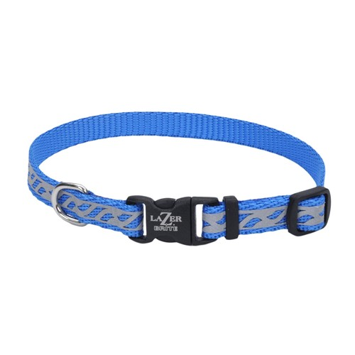 Lazer Brite® Reflective Open-Design Adjustable Collar Product image