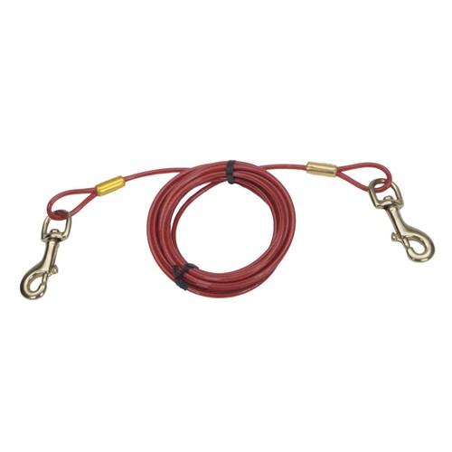 Titan® Heavy Cable Dog Tie Out Product image