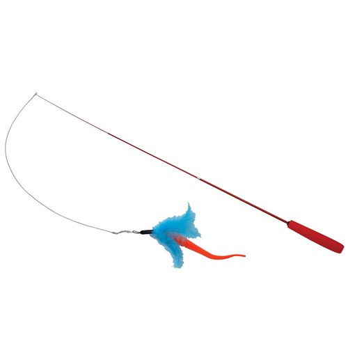 Turbo® Turbo Tail™ Telescoping Teaser Cat Toy Product image
