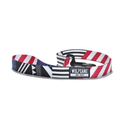 Wolfgang PledgeAllegiance Dog Traffic Leash Product image