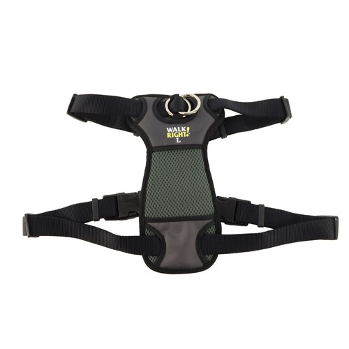 Walk Right!® Front-Connect No-Pull Padded Dog Harness Product image