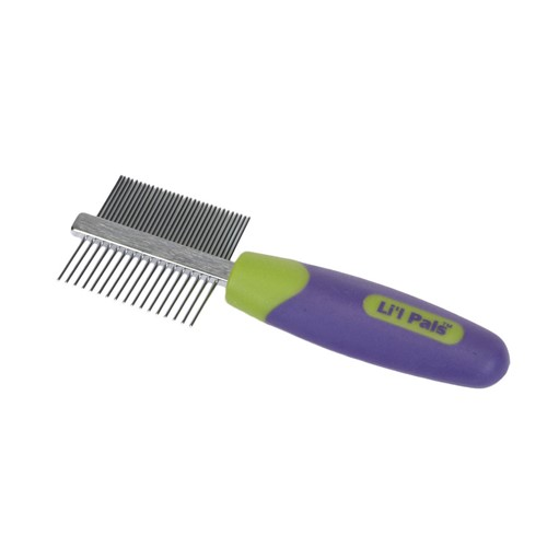 Li'l Pals® Double-Sided Dog Comb Product image